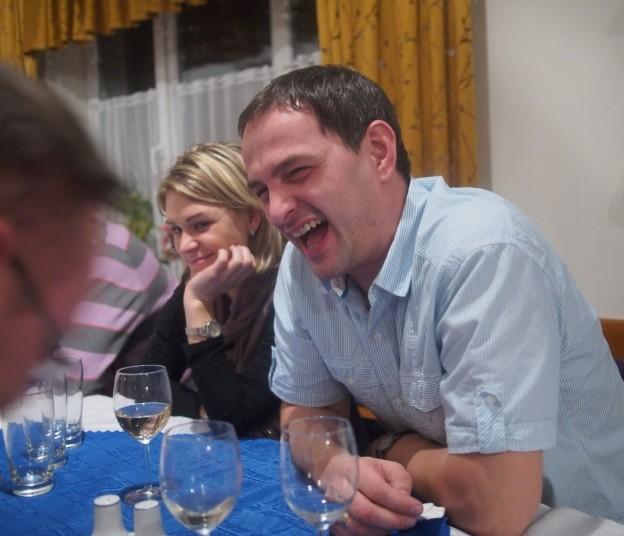 ilustračná fotka zo stretnutia s kamošmi