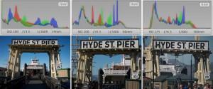 Znížený kontrast a zmenená perspektíva pri fotení s dlhšími sklami