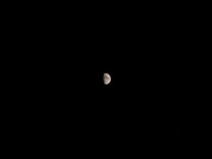 mesiac na 200mm EQ
