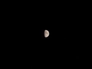 mesiac na 300mm EQ